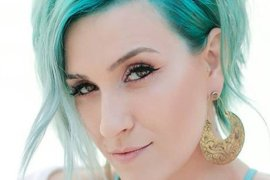 Pastel Mint Green Hair Color Ideas