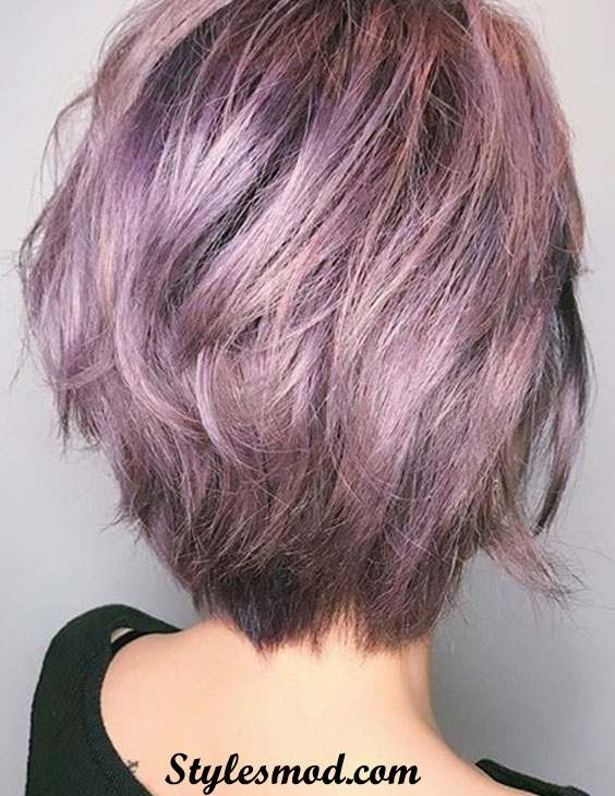 Purple Hair Color Ideas & Styles