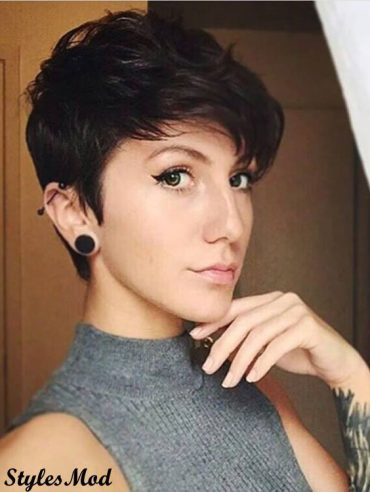 Short Pixie Haircuts & Hairstyles for Girls