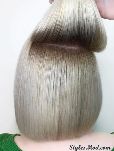 Silver Hair Color Styles & Trends