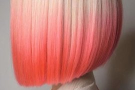 Pink & Orange Hair Color Styles & Trends