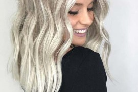 Blonde Hair Color Shades with Shadow Roots in 2018