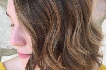 Brown Hair Color Ideas & Highlight