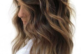 Coffee Brown Hair Color Trends in 2018