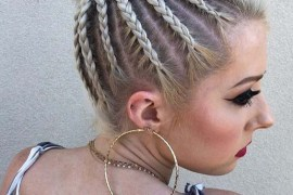 Perfect Braided Bun Hairstyles for 2018