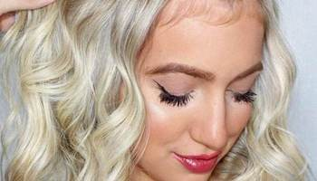 Pretty Platinum Blonde Hair Colors Hairstyles For 2018 Stylesmod