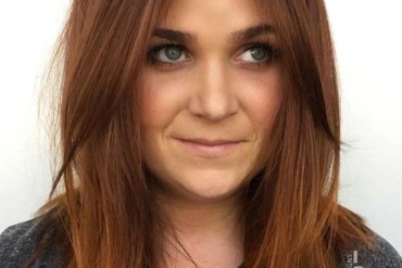 Red Copper Hair Color Trends in 2018