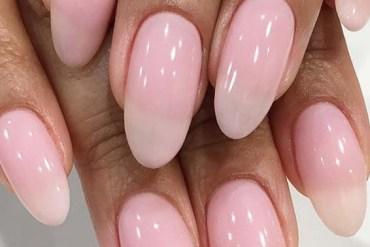 Soft Pink Pastel Nail Art Designs in 2018