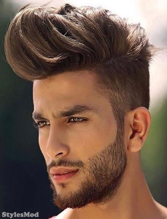 Taper Fade Men's Haircuts 2018