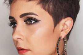 Fancy Short Haircuts Ideas
