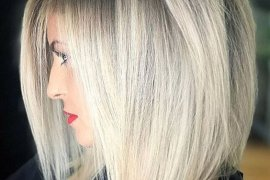 Wonderful Silver & Grey Hair Color Ideas You'll Never Missed