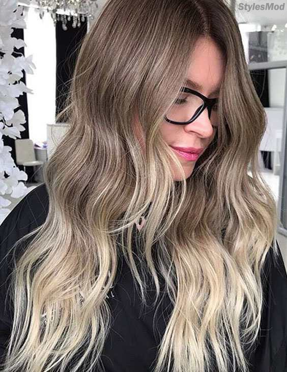 Popular Ideas Of Balayage Hair Color Trends To Wear In 2018 Stylesmod