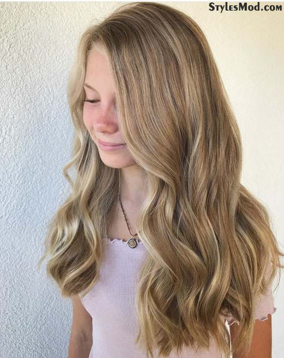 Brilliant Long Sun Kissed Hairstyles To Inspire You