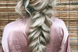 Prettiest Bridal Ponytail Hairstyles for 2018