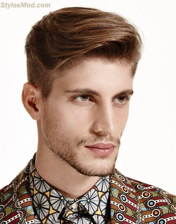 Hottest Short Men's Hairstyles & Hair Color Trends You'll Really Love In 2018