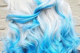 Fantastic Icy And Blue Hair Colors in 2018