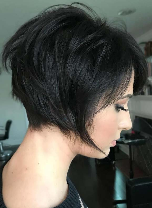 Gorgeous Short Black Hairstyles Haircuts In 2018 2019 Stylesmod