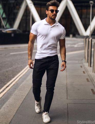 Marvelous Ideas of 2018 Men's Fashion Trends & Styles