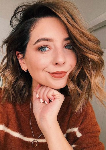 Stylish Medium Wavy Haircuts for 2018