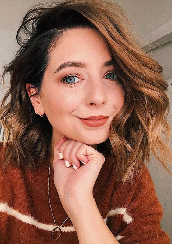 Stylish Medium Wavy Haircuts For Women 2018 Stylesmod