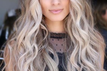Super Gorgeous Long Blonde Hair Styles for 2018