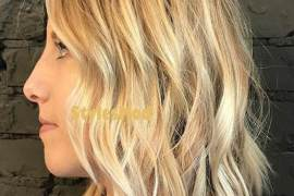 Beige Balayage Hair Color Trends for Short Hair In 2018