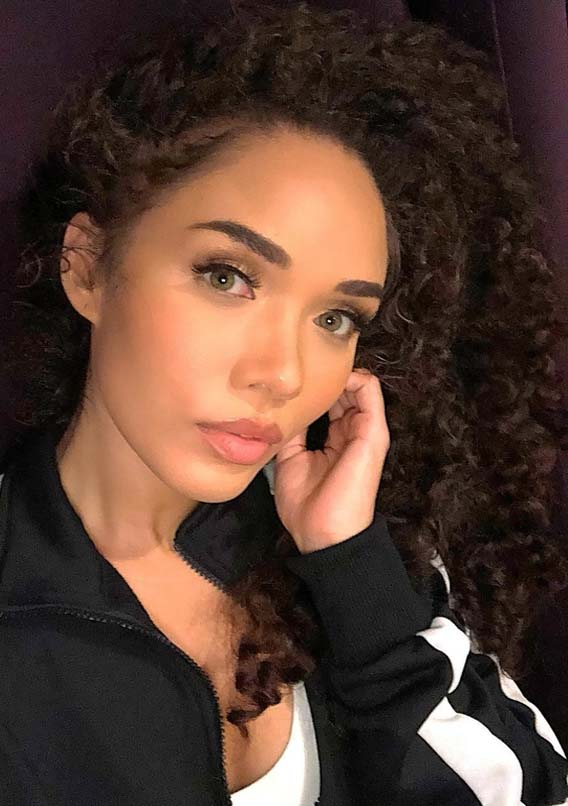 Gorgeous Curly Hairstyles in 2019