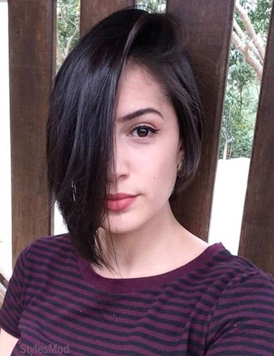Half Front Half Side Elegant Short Haircuts Ideas for This Weekend