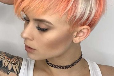 Mohawk Styled Pixie Haircuts for 2019