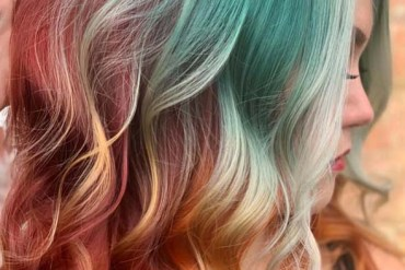 Obsessed Hair Color Combo You Must Try Nowadays
