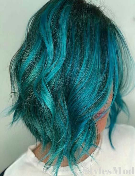 Perfect & Awesome Hair Color Ideas & Shades for 2018-2019