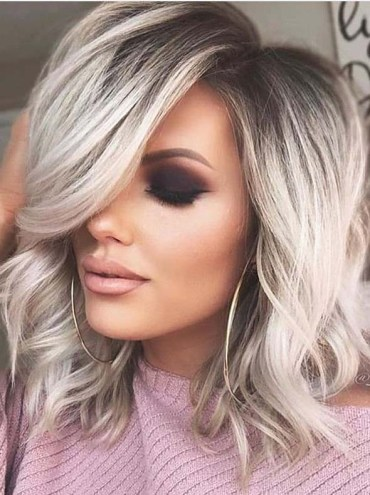 Perfect Medium Blonde Hairstyles to Try in 2019