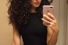 Bold Curly Haircuts for Women 2019