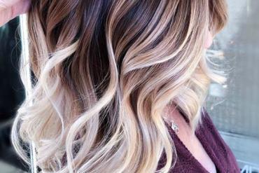 Brilliant Balayage Hair Color Highlight for 2019