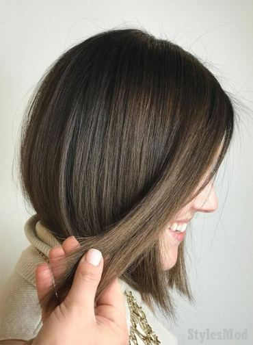 Classical Short Bob Haircuts Trends for 2019