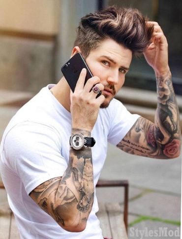 Hottest Mens Long Hairstyles & Super Cute Look for 2019