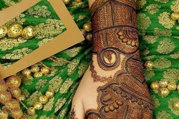 Latest Bridal Mehandi Designs for 2019