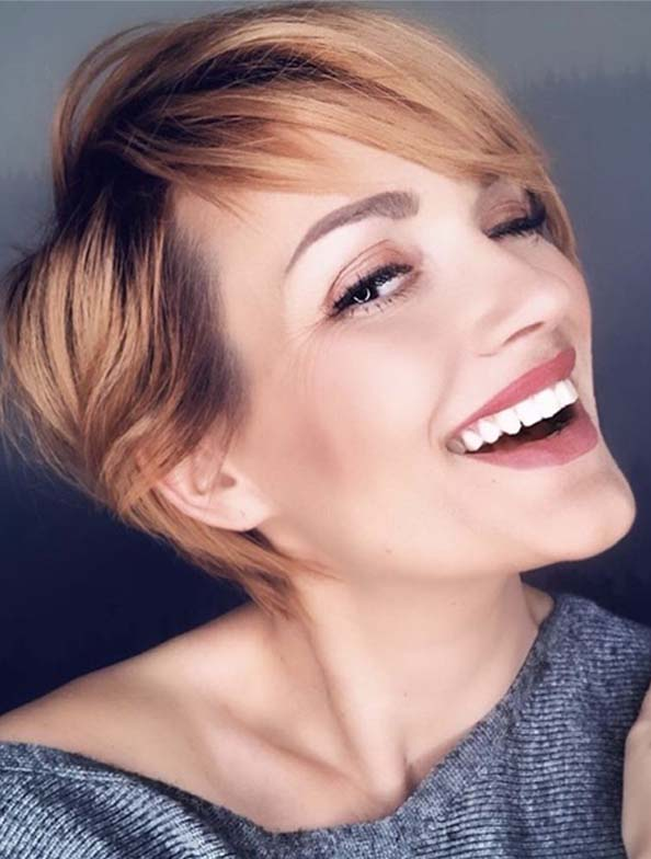 Pretty Pixie Haircuts & Hairstyles for Women 2019