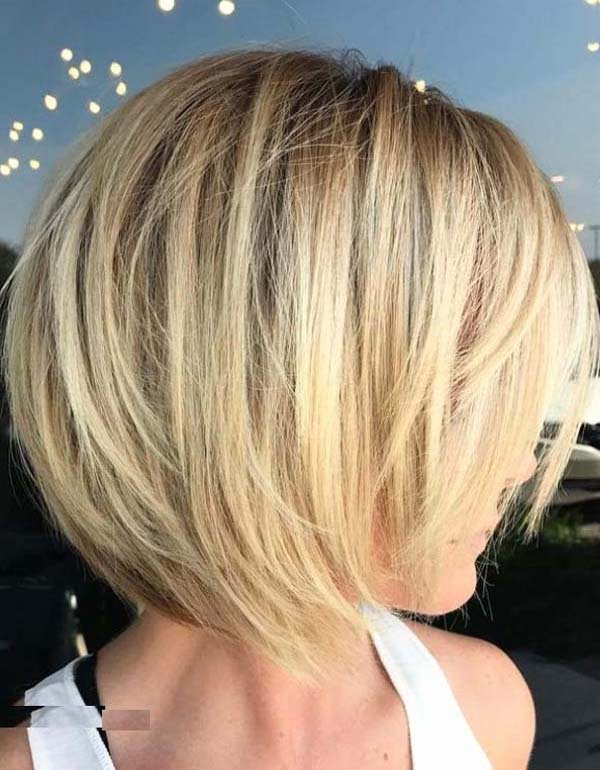 Most Popular Short Stacked Bob Hairstyles for 2019   Stylesmod