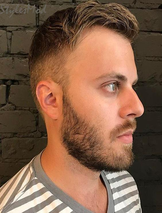 Simple Cute Short Haircuts For Men S In 2019 Stylesmod
