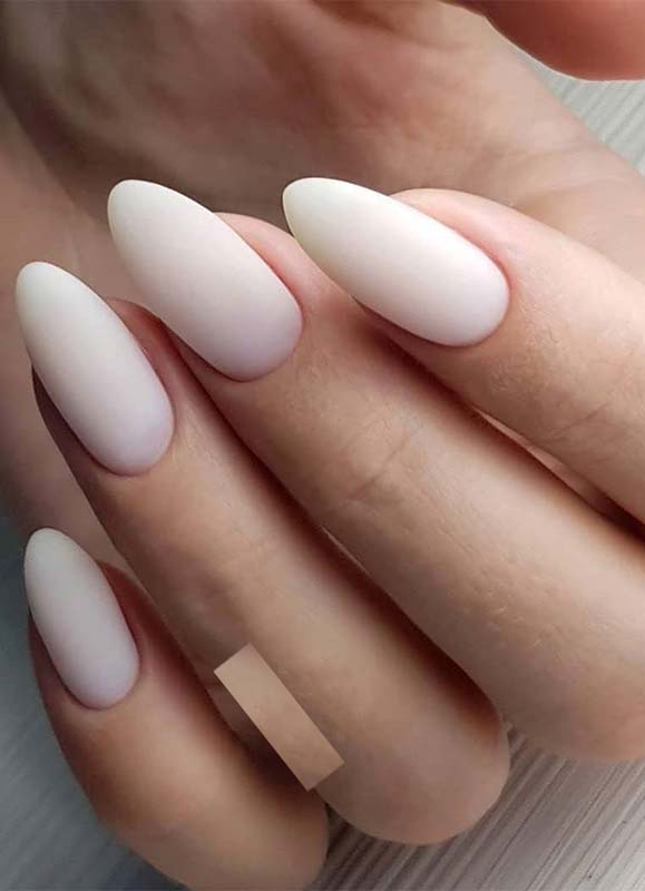 must try almond nail arts amp designs in year 2019 stylesmod