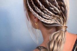 Amazing 5 Strand Braid Hairstyle Trends for 2019