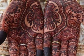 Bridal Henna Deigns for Ladies to wear in 2019