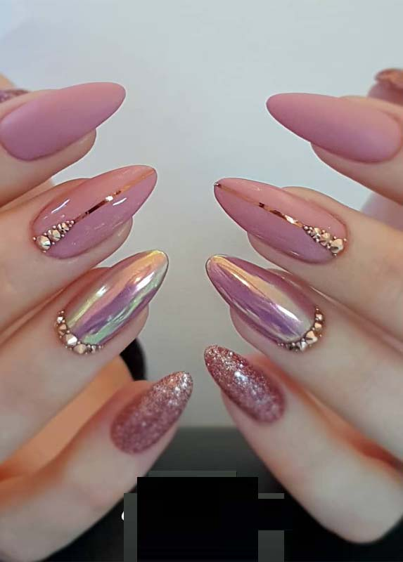 Brilliant Nail Arts and Designs in 2019