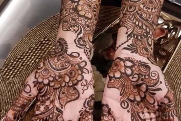 Fantastic Bridal Mehandi Designs for 2019