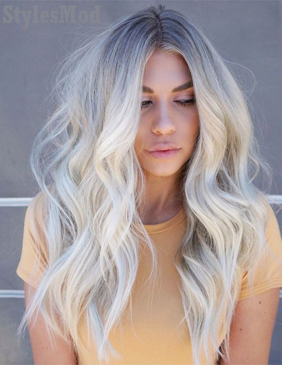 Fresh Blonde Hairstyles Ideas to Update Your Look In 2019