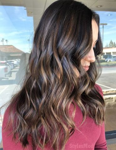 Marvelous Balayage Hairstyles Trend You should wear Now