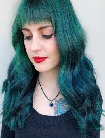 Perfect 2019 Hair Color Ideas & Trends for Girls