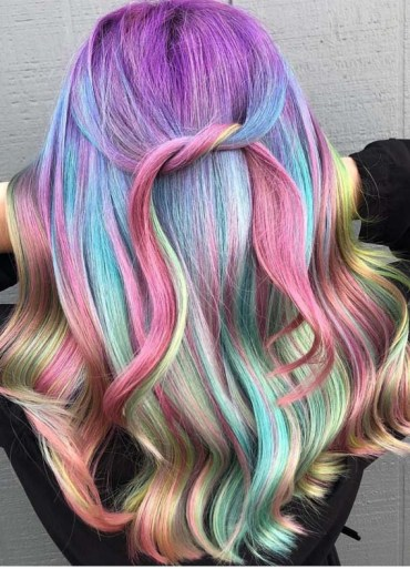 Pulp Riot Rainbow Hair Colors And Highlights for 2019