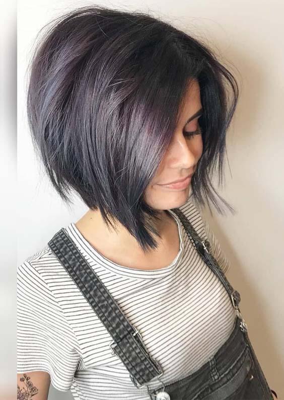 Obrnuta paž frizura